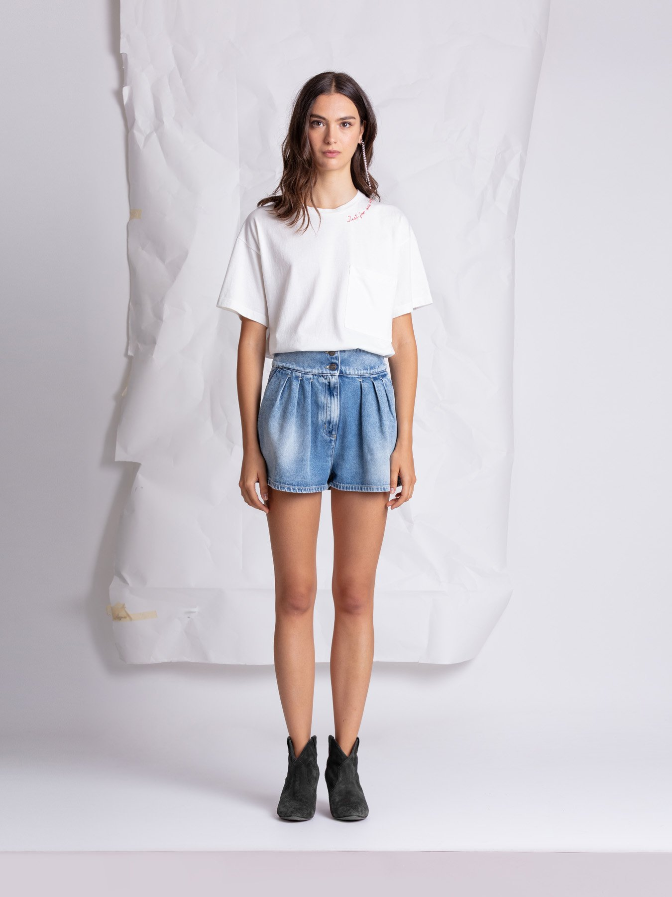Ontario Denim Shorts